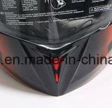 Tik de van uitstekende kwaliteit van de PUNT van ECE verdubbelt omhoog de Helm van de Motorfiets van het Vizier