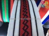 Accesorios modificados para requisitos particulares de la ropa que arropan las correas hechas punto tejidas