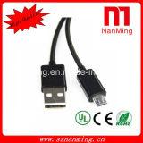 Cavo variopinto del USB al micro cavo del USB