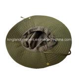 Рыболов отдыха лета/шлемы ведра оливки армии регулируемые