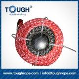 Starkes Kevlar-umsponnenes Seil-synthetisches Handkurbel-Seil des Seil-Cor-1