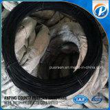 Collegare temprato il nero del prodotto a base di filo di buona qualità