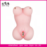 Vente en gros de jouets sexuels mâles Real Pussy Silicone
