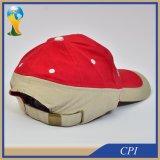 Бейсбольная кепка оптового логоса вышивки выдвиженческая