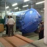 Польностью автоматизированный стеклянный автоклав машинного оборудования для линейного хозяйства прокатанного стекла