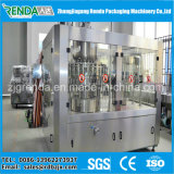 Frasco de plástico automática / Garrafa de vidro máquina de enchimento de bebidas
