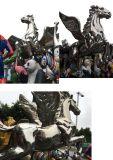 Het vliegende Paard, het Grote Openlucht Maken van het Beeldhouwwerk en de Decoratie van het Metaal van de Binnenhuisarchitectuur, de Kunst van het Ambacht, kunnen worden aangepast om Beeldhouwwerk te maken