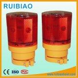 Indicatore luminoso d'avvertimento a energia solare di uso della gru a torre (lampada)
