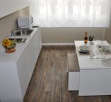 床PVC床PVC床クリックの磁気床WPCの床の/Rigidの床