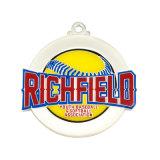 Medaglia stampata di baseball per il regalo di promozione