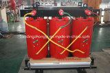 Tipo seco Resina-Isolado 1250kVA transformador da potência atual do Sc (b)