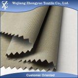 Baumwollmischungs-Twill-Kleid-Gewebe des 35% Nylon-65% für Bomber-Umhüllung