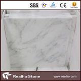 Mattonelle di marmo bianche bianche/orientali orientali Polished per la parete/pavimento