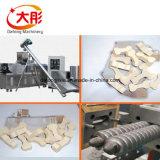 Perro tabletas masticables de alimentos máquina de fabricación de pellets