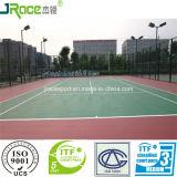 Изготовление высокое Rebound&#160 Китая; Теннисный корт синтетики тарифа