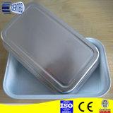 Calidad Alimentaria del papel de aluminio chino bola de masa hervida de contenedores