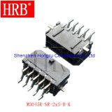 SMT 180-Grad-Wafer-Steckverbinder mit 3,0 mm UL, RoHS-Zertifizierung