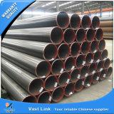 Tubo d'acciaio di spirale del carbonio Ss400 per costruzione