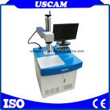 CNC máquina de impresión láser de CO2 para la caja de vino de neumáticos