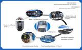 Spe-Serie CNC-Servodrehkopf-Locher-Presse für Blech