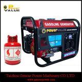 가정 Use 중국 2.5kw Loncin LNG Power Generator
