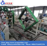 La construction de filets de sécurité sur le fil de ligne de production