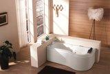 Badkuip van het Ontwerp van Monalisa plaatst de Speciale Nieuwe Douche (m-2010) in collocatie