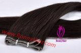 De Inslag van de huid, de Inslag van het Haar van de Band van Pu, vilt Weft Uitbreiding van het Haar, de Inslag van het Haar van de Huid van Pu, het Maagdelijke Remy Menselijke Haar van 100%, Beste Kwaliteit, Concurrerende Prijs