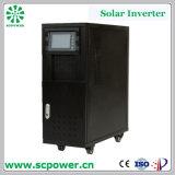 Carregador de ligar/desligar 20kVA do inversor da grade do apoio da sustentação dos aparelhos electrodomésticos da casa de campo