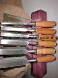 مستديرة أدوات مقبض خشبيّة آلة مخرطة