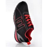 أمان رياضة أحذية مع إصبع قدم غطاء لأنّ يرفع [ل-7034]