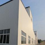 Design de materiais de construção construção barata Estrutura de aço depósito prefabricadas