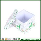 최신 판매 주문 싼 두꺼운 종이 크리스마스 선물 상자