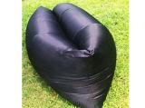 جديدة تصميم نيلون مسيكة قابل للنفخ ينام هواء أريكة ([أ0048])