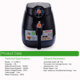 Turbo Air Fryer Air Fried Food (A168-3)