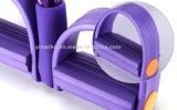 Adattamento piegante dell'espansore della cassa del pedale dei tubi della puleggia quattro della parete di vendita calda accettabile