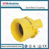 Accoppiamento di tubo flessibile di nylon del Sandblast dello Accoppiamento-Sb di nylon del Sandblast
