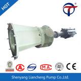 avec la pompe à plusieurs étages d'acier inoxydable de pompe centrifuge de pompe plus au ralenti