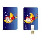 Visitenkarte USB-Blitz-Laufwerk mit freiem Firmenzeichen Tc06