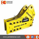 Baicai Maschinerie-Exkavator-hydraulischer Felsen-Hammer