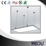 白いフレームPF>0.9 36W 600X600 LEDのパネル
