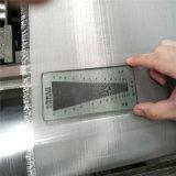 Acoplamiento de alambre tejido barato del filtro del acero inoxidable de la categoría alimenticia 304