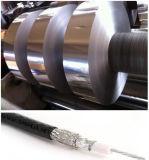 高品質の絶縁材アルミニウムテープフィルムのAlペットEmaa+Al/Poly+Alの細部