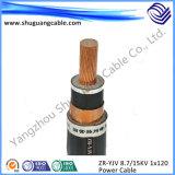 De middelgrote Vlam van het Voltage - Kabel van de Stroom van de Schede van pvc van de Isolatie van de vertrager XLPE de Gepantserde