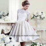 Короткое платье Bridesmaid платья венчания невесты Stomacher