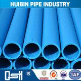 Prise en charge OEM flexible noir de l'eau urbaine & PE Pipeline de système de distributeur