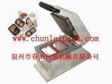 Máquina manual da selagem da bandeja do aferidor