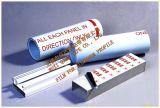 Pellicola protettiva della zolla di alluminio rivestita