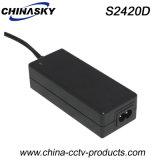 48W 24V2une caméra de vidéosurveillance Accessoires pour la surveillance de la sécurité (S2420D)