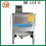 Acier inoxydable de nourriture de matériel en ligne de friteuse faisant frire la machine d'oignon